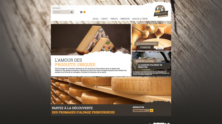 Fromage d'Alpage